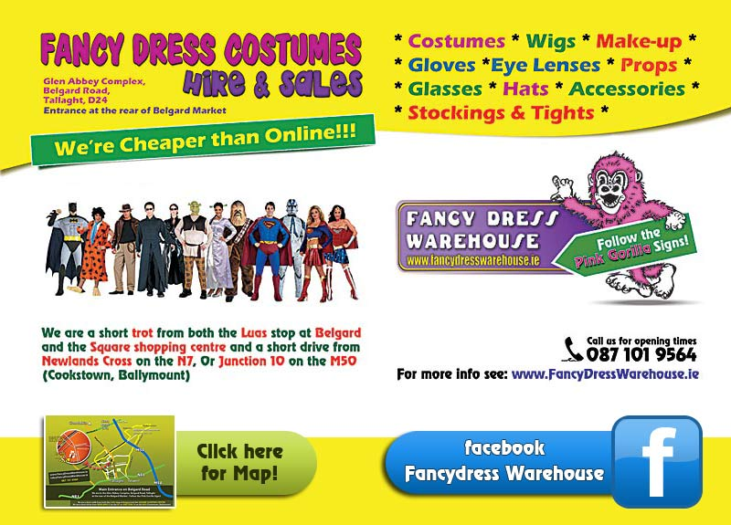 Fancy Dress Warehouse